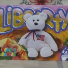 Beanie Babies Card 2nd Edition S3 1999 Libearty