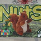 Beanie Babies Card 2nd Edition S3 1999 Nuts