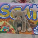 Beanie Babies Card 2nd Edition S3 1999 Scat
