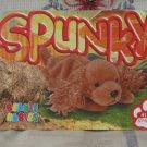 Beanie Babies Card 2nd Edition S3 1999 Spunky