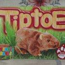 Beanie Babies Card 2nd Edition S3 1999 Tiptoe