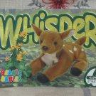 Beanie Babies Card 2nd Edition S3 1999 Whisper