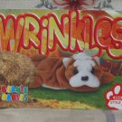 Beanie Babies Card 2nd Edition S3 1999 Wrinkles