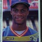 DARRYL STRAWBERRY 1984 Donruss Baseball Trading Card No 68