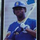 KEN GRIFFEY JR 1989 Donruss Rookie Baseball Trading Card No 33