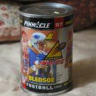 PINNACLE 1997 Football Cards Card Can Drew Bledsoe