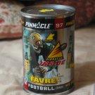 PINNACLE 1997 Football Card Can Brett Favre Sports