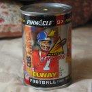 PINNACLE 1997 Football Cards Card Can John Elway Sports
