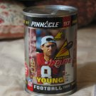 PINNACLE 1997 Football Cards/Card Can Steve Young Sport
