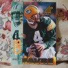 1997 Pinnacle Can Football Card Brett Favre