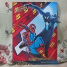 1995 Fleer Ultra Spiderman Single Card Alien Costume Saga 87