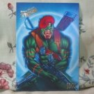 1995 Fleer Ultra Spiderman Single Card Solo 53