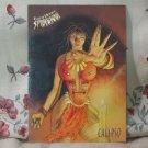 1995 Fleer Ultra Spiderman Single Card Calypso 10
