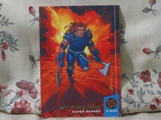 FLEER ULTRA X-MEN 1994 Comic Book Trading Card X-Treme 52