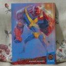 FLEER ULTRA X-MEN 1994 Comic Book Trading Card Strong Guy 32