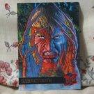 FLEER ULTRA X-MEN 1995 Comic Book Trading Card Sabretooth 41
