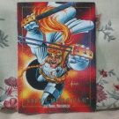 MARVEL MASTERPIECES 1992 Comic Book Trading Card Shatterstar 74