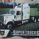CAT SCALE Series 4 Truck Trading Card 33 GMC 5 Star Gen