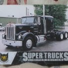CAT SCALE Series 4 Truck Trading Card 25 Kenworth 900A