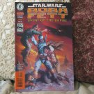 STAR WARS Boba Fett Enemy No. 3 of 4 1999 Comic Book