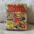 """WHITMAN Little Orphan Annie """"Better Little Book"""" 1939"""