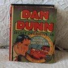 WHITMAN DAN DUNN Secret Operative 48 Big Little Book 1938