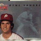 RYNE SANDBERG 1992 Upper Deck Then and Now Baseball Trading Card No TN6