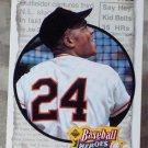 WILLIE MAYS Upper Deck 1992 Baseball Heros Baseball Subset Trading Card No 48