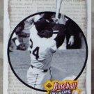 WILLIE MAYS Upper Deck 1992 Baseball Heros Baseball Subset Trading Card No 49