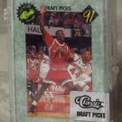 CLASSIC 1991 Basketball Draft Pick Set Premiere Edition Unopened