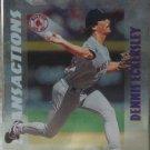DENNIS ECKERSLEY Topps Stadium Club 1998 Chrome Baseball Trading Card No 362