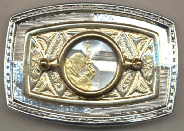 183-BB Belt Buckle-Poland