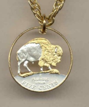 C-92   Bison nickel coin (2005 only)