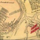1477 Antique Maps of The United States - Georgia CD