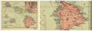 1118 Vintage US And Canadian Maps CD