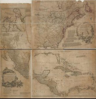 1233 Early Maps of North America CD