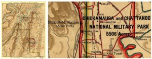 1139 Civil War Maps (6 CD Set)