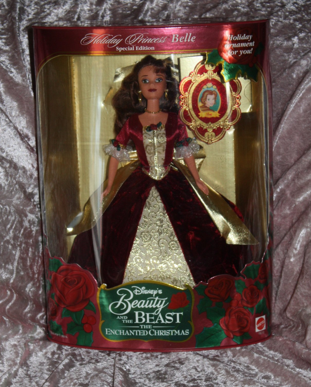disney u0026 39 s beauty and the beast the enchanted christmas