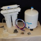 Reverse Osmosis Water Filter Systems 4 stage 75 GPD