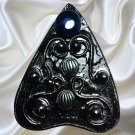 Ouija Planchette The Eye of Providence (the all-seeing eye of God) Sculpted