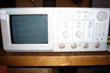 Tektronix TDS 540 Digital Oscilloscope 500Mhz 1GS/s +Recapped +Warranty