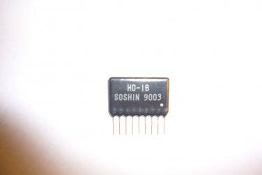 HD-1B DVPC1000 SONY Part# 874990076 Hybrid Circuit
