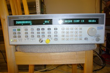 Agilent HP 83752B Synthesized Sweeper RF Signal Function Generator 0.01-20Ghz