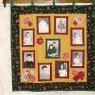 9 Picture Custom Photo Memory Quilt