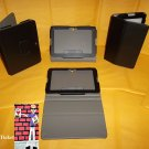Leather Folio Case stand Blackberry PlayBook