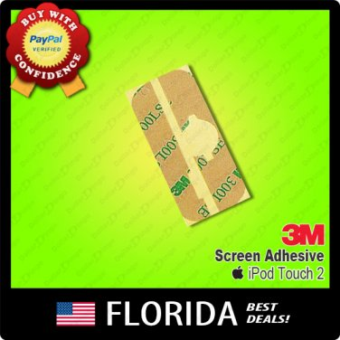 3M Screen Digitizer Middle Frame Bezel Adhesive Apple iPod Touch 2G