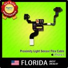 iPhone 4 Proximity Light Sensor Power Button Flex Sleep On Off Cable Replacement