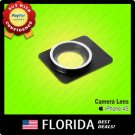 Rear Camera Lens iPhone 4S Cover Frame Glass Ring Replacement Back Apple