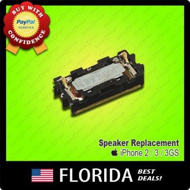New Ear Earpiece Speaker Earspeaker iPhone 2G 3G 3GS USA style 2 3 Replacement