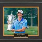Rory McIlroy Signed Photo Framed